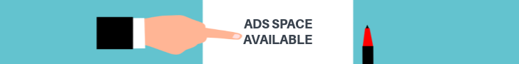 ad space728x90